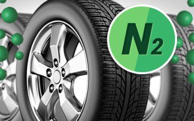 NOVEDAD: NEUSERVICE  Inflado de neumáticos con nitrógeno